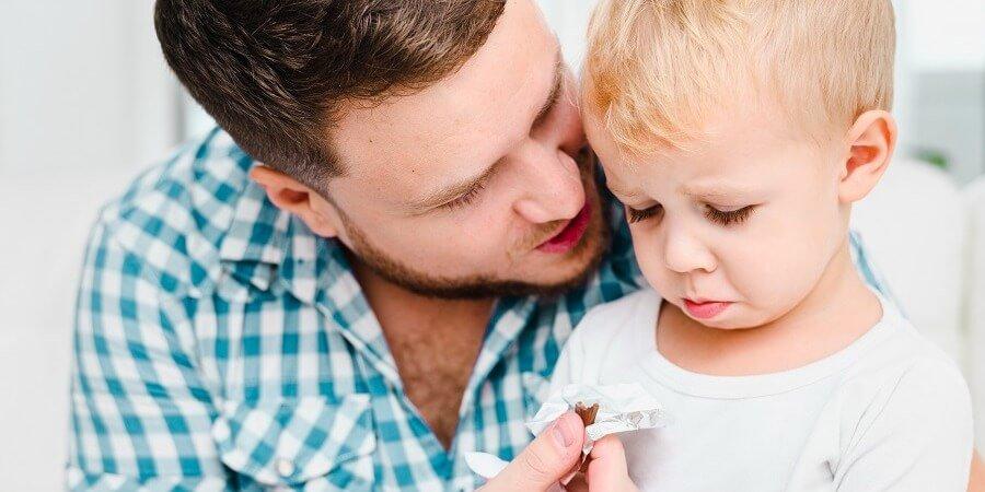 Extinción de la pensión de alimentos por falta de relación entre padre e hijo